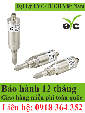 eYc THS88 Plus Industrial High Pressure Low Humidity Dew Point Transmitter  EYC TECH Việt Nam STC Việt Nam