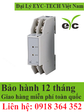eYc TP02 Temperature Transmitter for DIN-rail Type EYC TECH Việt Nam STC Việt Nam
