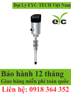 eYc FTM06D Thermal Mass Flow Transmitter  EYC TECH Việt Nam STC Việt Nam