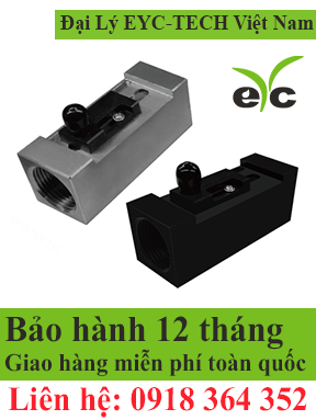 eYc FPC04 Flow Switch-Piston Type EYC TECH Việt Nam STC Việt Nam
