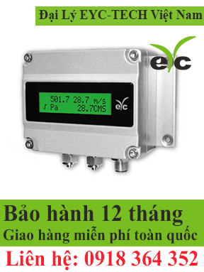 eYc PHM33 Industrial Grade Differential Pressure Transmitter EYC TECH Việt Nam STC Việt Nam