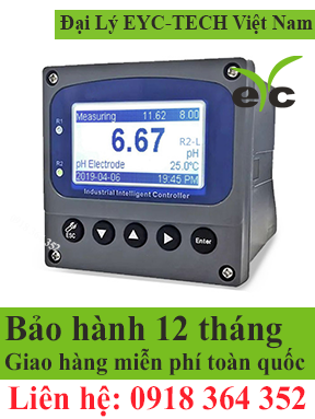 eYc DPME01 Industrial Grade Online pH / ORP Controller EYC TECH Việt Nam STC Việt Nam