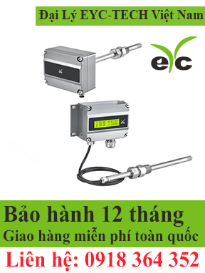 EYC THM86/87 INDUSTRIAL GRADE MULTIFUNCTION DEW POINT TRANSMITTER EYC TECH VIỆT NAM